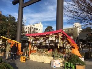繩手通歲末市集&松本城新春祝賀、冰雕展&飴市