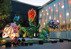 浪漫燈飾與藝術之夜【松本市美術館~草間彌生】&【浮世繪博物館】