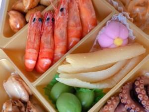 跨年蕎麥麵&蕎 友月的投汁蕎麥麵&傳統年節料理