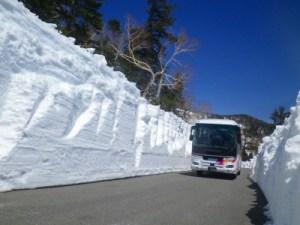 好消息~乗鞍岳春山巴士多加班車囉!