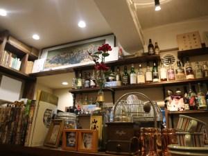 本が好き!珈琲が好き!ウィスキーが好き!JAZZ!が好きなあたなにおすすめの古本喫茶 想雲堂