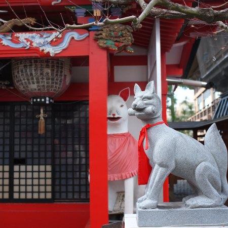 Kasamori Inari Shrine