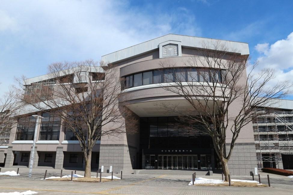 キッセイ文化ホール(長野県松本文化会館)