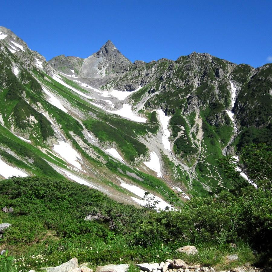 야리가타케(3,180m) 등산