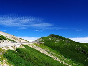 大自然の魅力満載、乗鞍高原