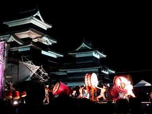 Festival de Taiko (tambours Japonais)