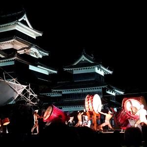 เทศกาลตีกลองไทโกะ
