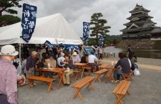 松本そば祭