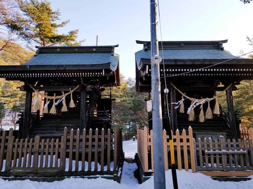 千鹿頭神社