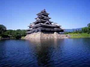 Histoire du château, Samouraï et Ninja