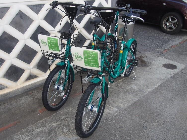 自行車免費租借服務