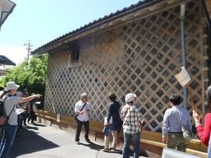 建築家と巡る城下町 水のタイムトラベル