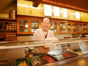 【旭鮨】壽司職人~鄰近松本AEON MALL、親切店主、新鮮品質、按讚會有小驚喜!