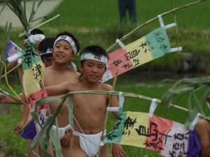 島立堀米の裸まつり2018