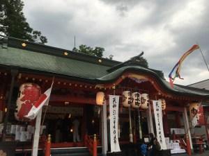 天神深志神社例大祭2019