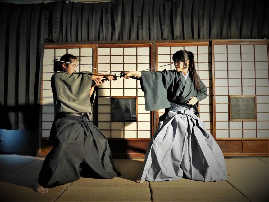 Samurai and Ninja Studio Kenyu