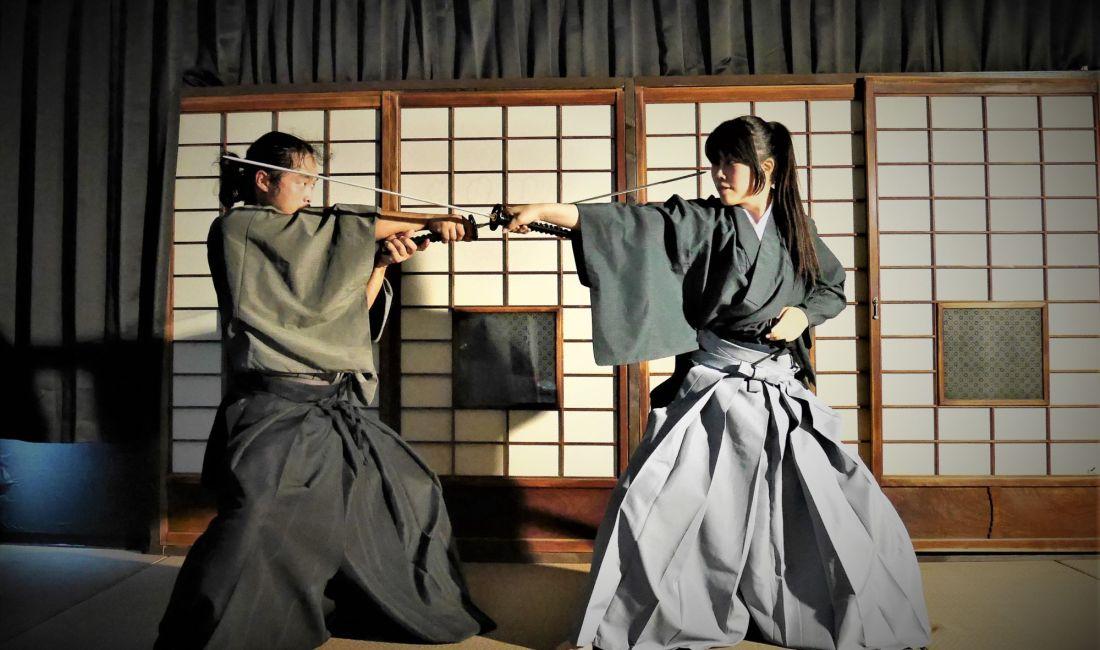 變身武士,穿梭古今~武士體驗就在松本市