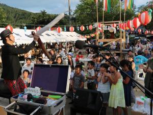 楽しいお寺にみんな集まる!・・・第12回 <神田>自性院フェスティバル