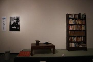 浅井冽展示6松本市立博物館
