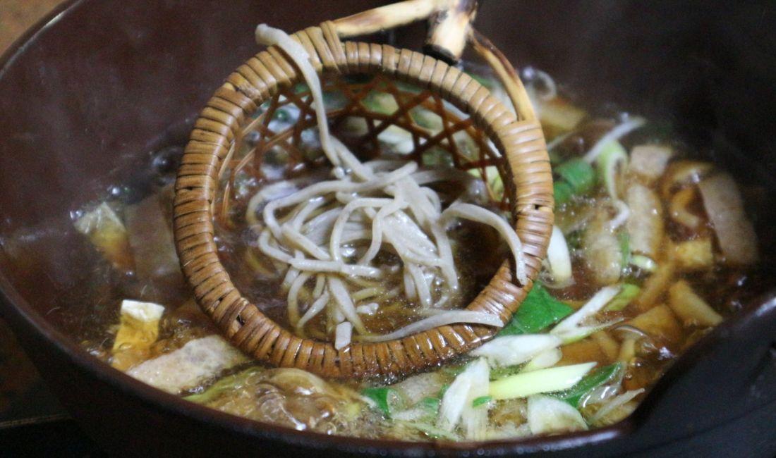 美味しい蕎麦 奈川「手打ちそば 福伝」