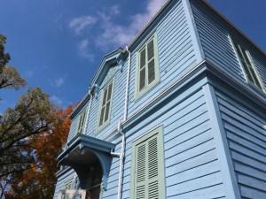 長野県宝 松本旧司祭館