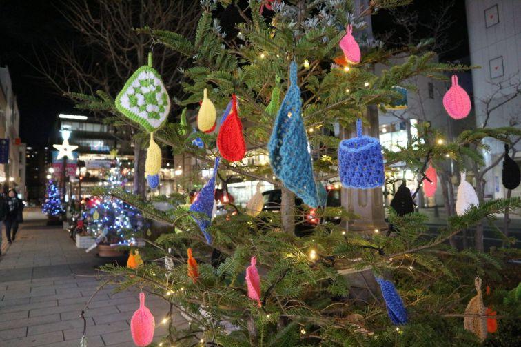 伊勢町クリスマスツリーコンテスト5