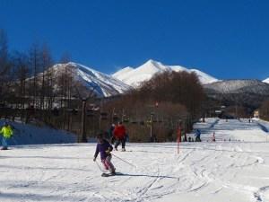 Mt.乗鞍スノーリゾートのゲレンデがオープンです!