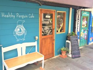 Vegane Küche in Matsumoto – Healthy Penguine Cafe