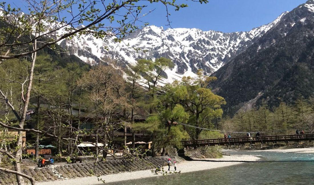 Национальный парк Камикоти