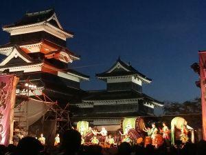Le Grand Festival de Taiko au Château de Matsumoto!
