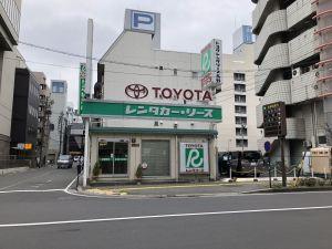 แนะนำร้านให้เช่ารถยนต์รอบๆ สถานีมัตสึโมโต้