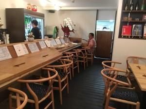 日本酒専門居酒屋 深酒