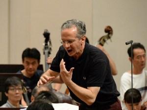 OMF オーケストラコンサートAプログラム リハーサル