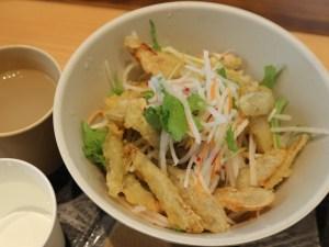 蕎麦におやきにソフトクリーム大名町にオープン小昼堂