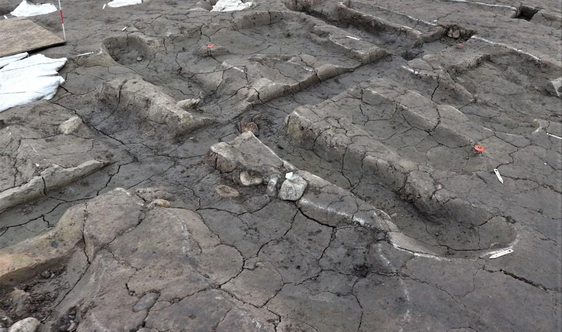 松本城三の丸跡大名町第3次発掘調査 現地説明会に参加して来ました!