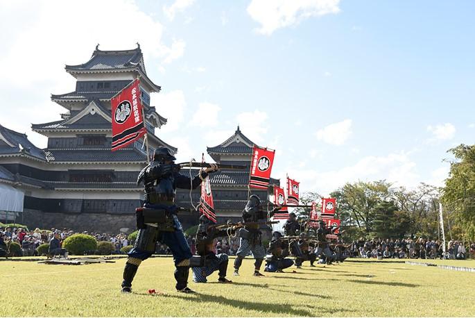 Matsumoto Gun Corps: Les Samouraïs des Temps Modernes