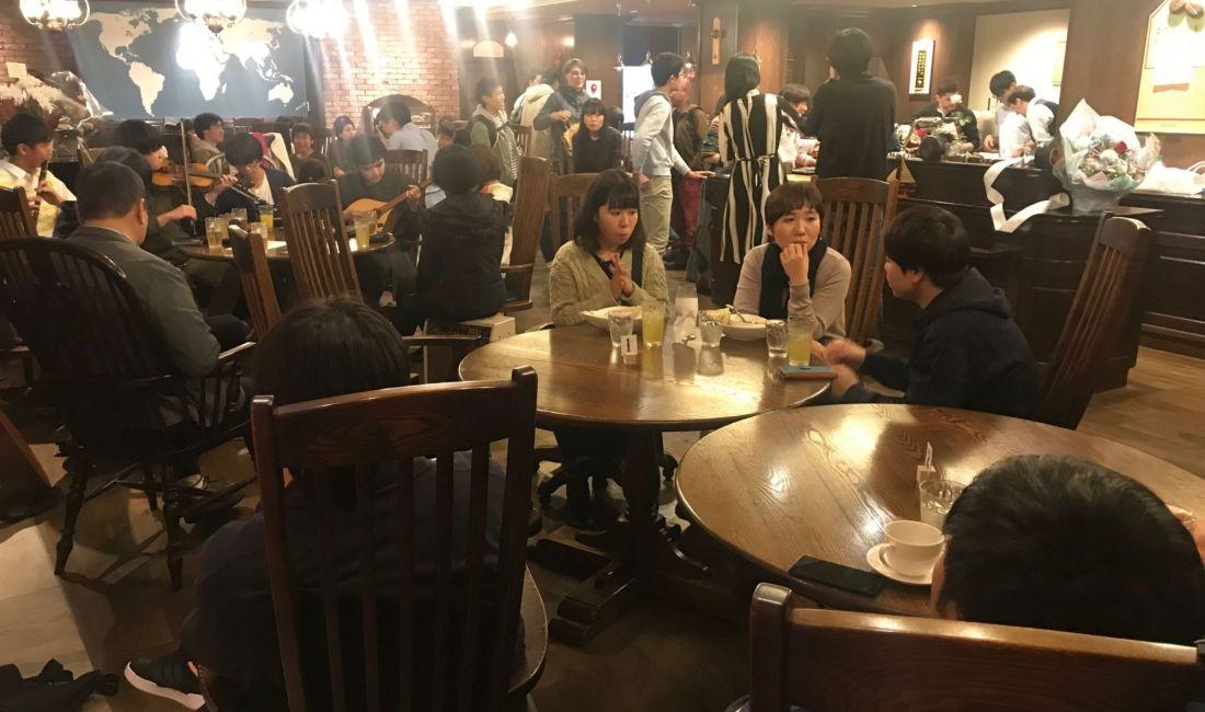 Storyhouse Cafe&Bar на улице Навате