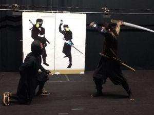 Devenez un véritable Ninja!