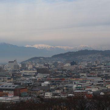 弘法山古墳眺望2