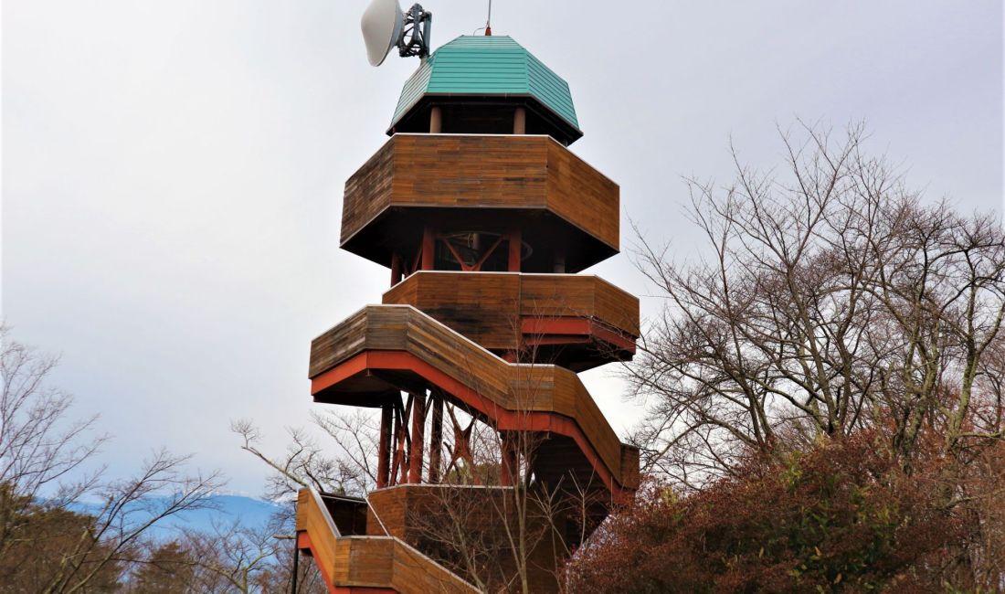芥子坊主農村公園 第3回 都市デザインツアー「山の見える眺望編」④