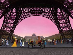 Cinema+Museum映画上映『ディリリとパリの時間旅行』『ア-トのお値段』