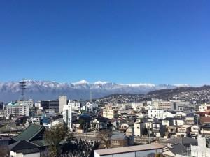 冬でも楽しい松本