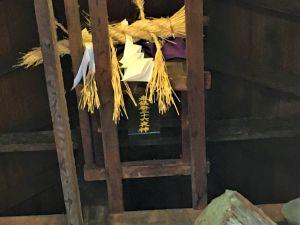 Matsumoto Castle: Die Legende vom Schrein im Dach