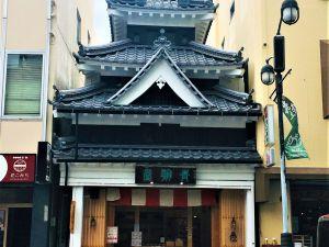 Matsumoto Burg im Kleinformat
