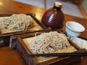 Le Soba : un plat au sarrasin typiquement local