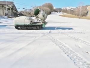 Mt.乗鞍スノーリゾート、いよいよ明日オープン!!