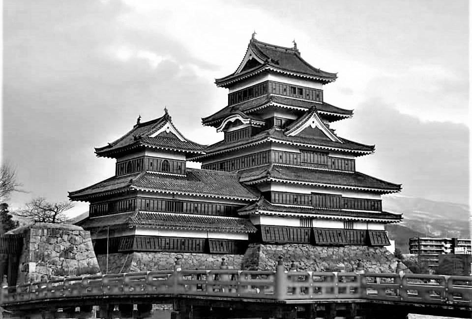 Le Château de Matsumoto à travers le temps