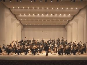 オーケストラ コンサートBプログラム 小澤総監督と共に魂の演奏