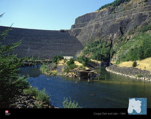 Cougar-Dam