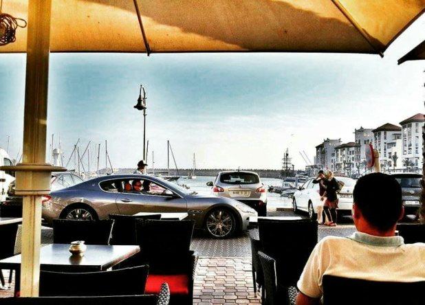 Agadir travel guide: agadir marina